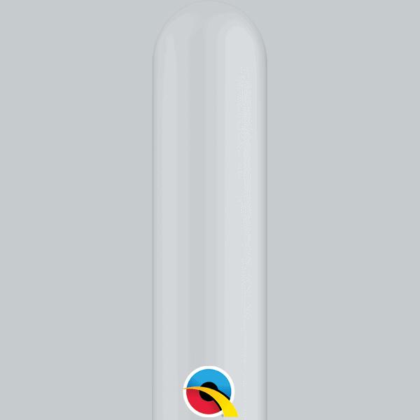 Grey 260q Qualatex Modelling Balloon