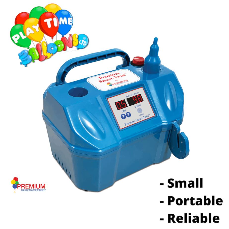 Premium Smart Twist Uk Battery Pump Playtime Balloons